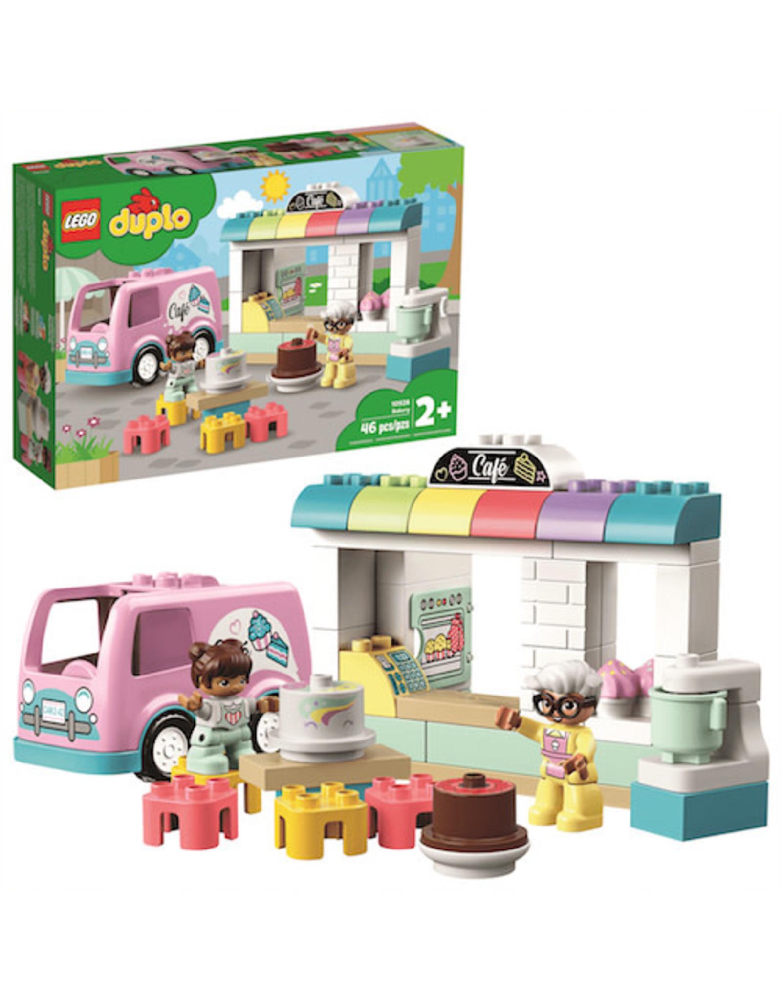 Lego Bakery