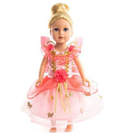 Little Adventures Doll Dress Butterfly Fairy with Wings