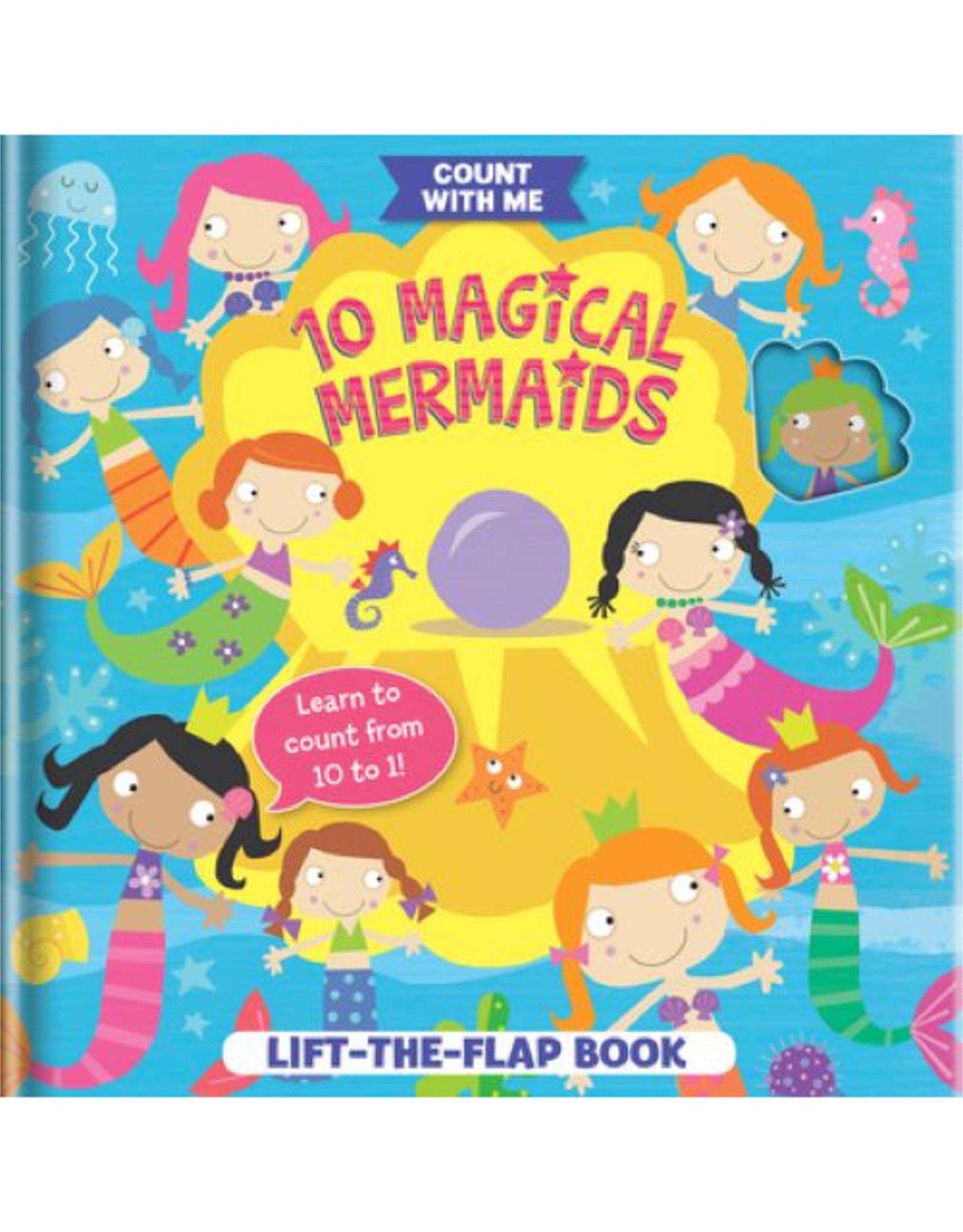 Ingram Publisher 10 Magical Mermaids