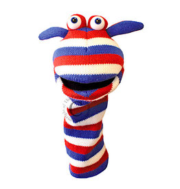 The Puppet Company Knitted Puppet
