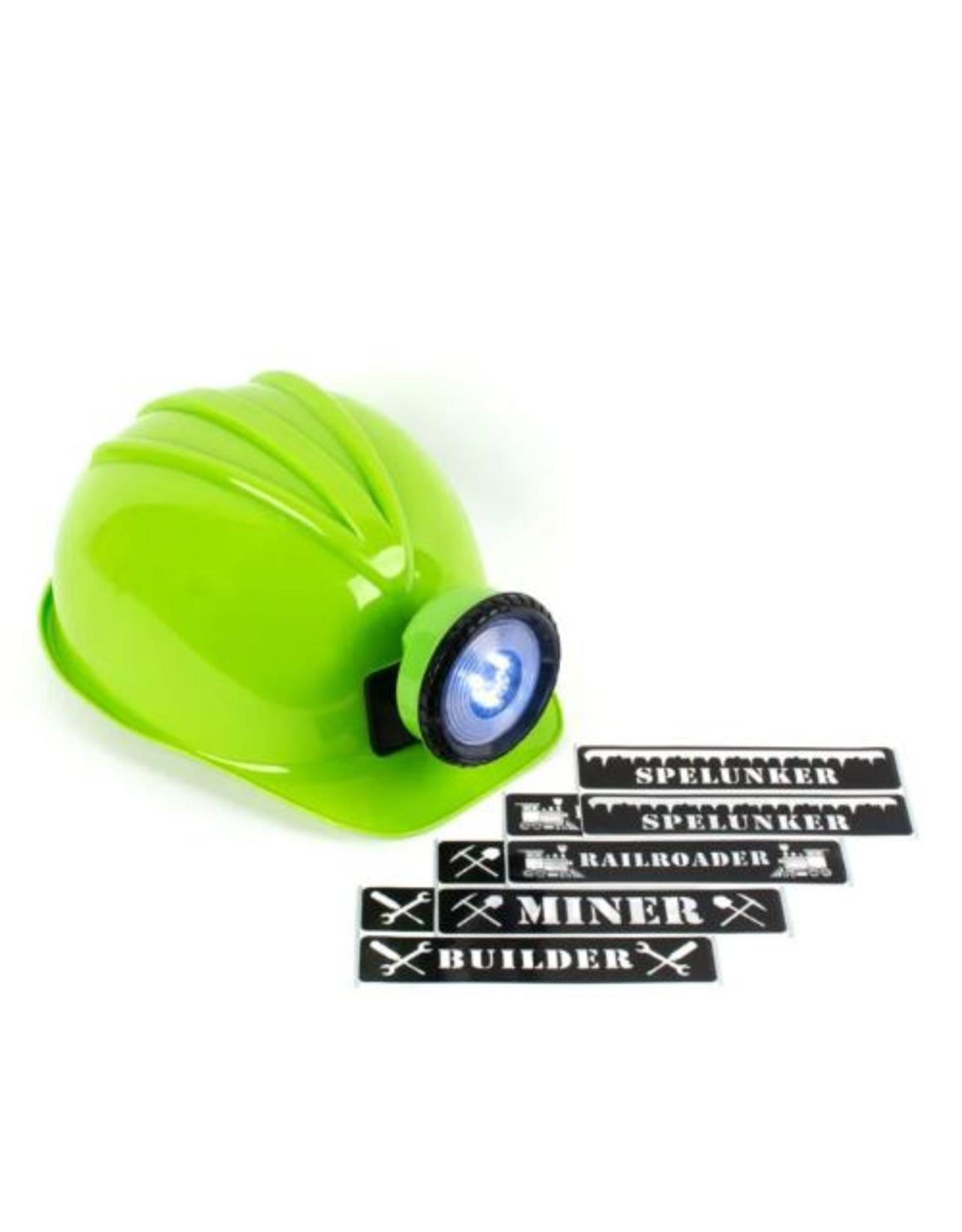 Squire Boone Miner Helmet