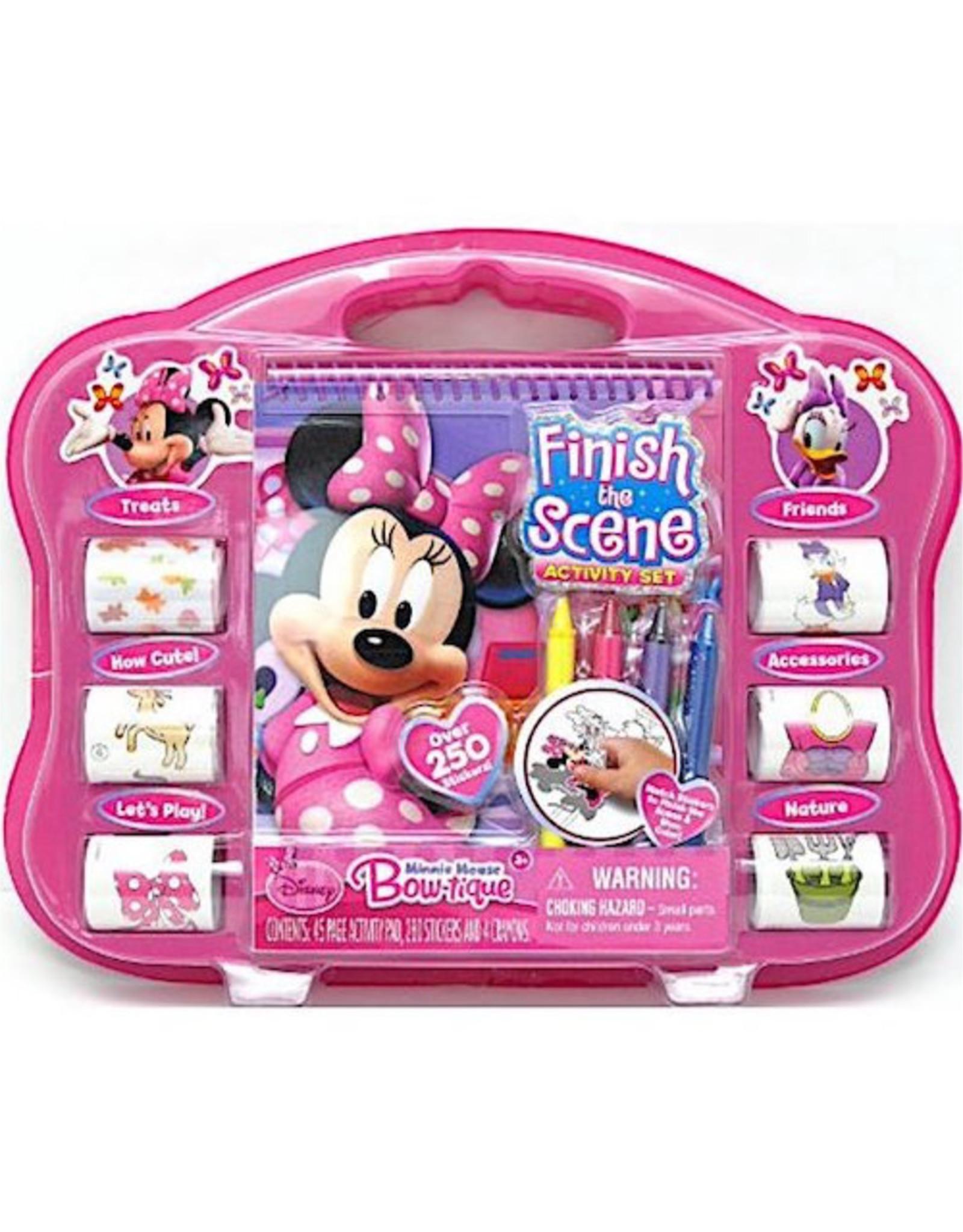 Tara Toys Minnie Mouse Finish the Sticker Scene