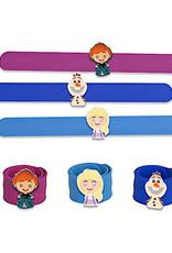 Tara Toys Frozen 2 Slap Bracelets