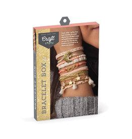 Ann Williams Craft Crush Bracelet Kit - Gold