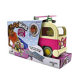 Play Monster Fuzzikins Camper Van