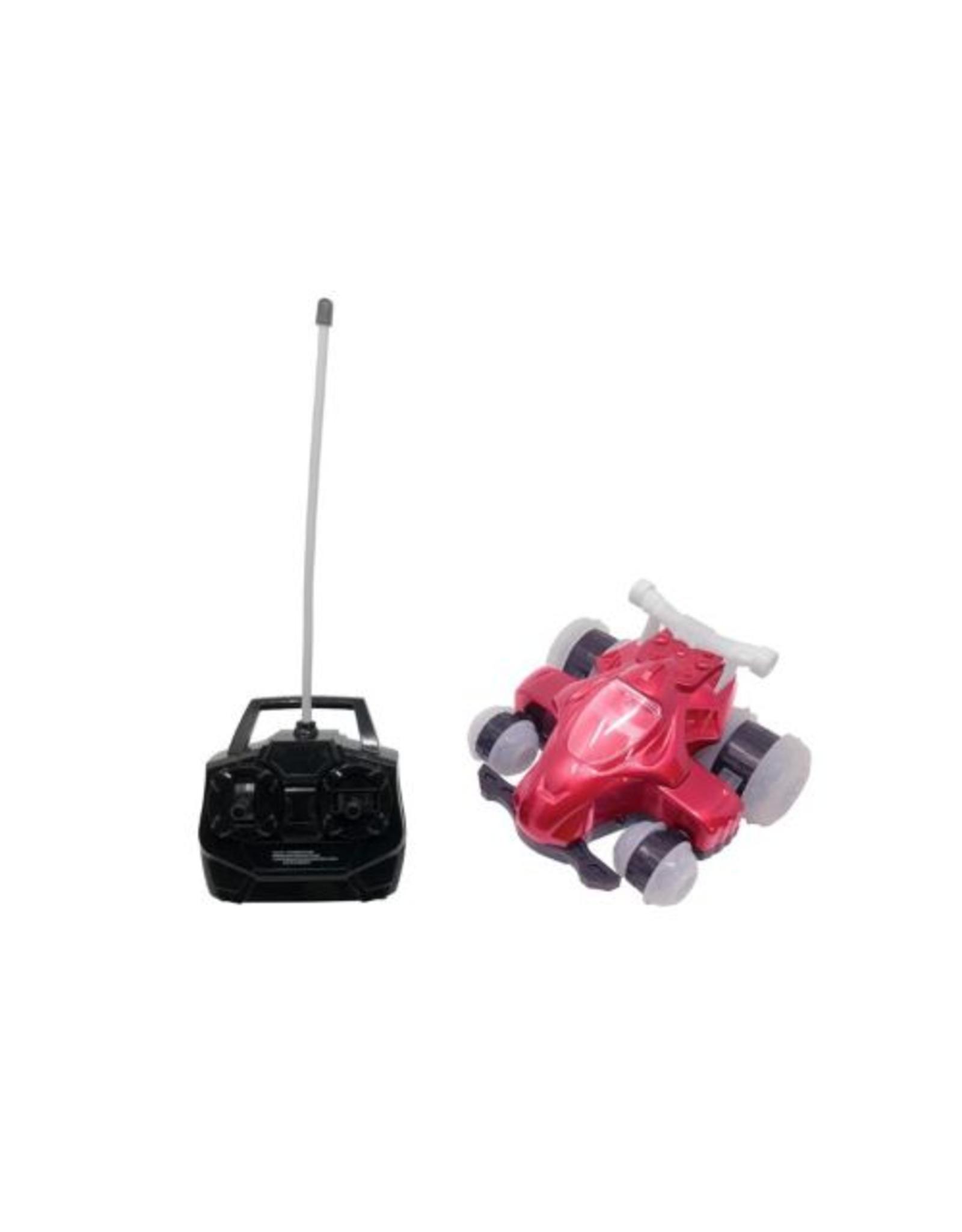 Mindscope HoverQuad Mini RC Red