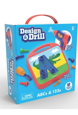 Educational Insights Design & Drill ABCs and 123s