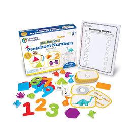 Educational Insights Skill Builders! Preschool Numbers