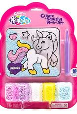 Color by Playfoam Unicorn