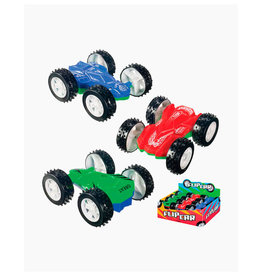 """The Toy Network 4.5"""" Flip Friction Car"""