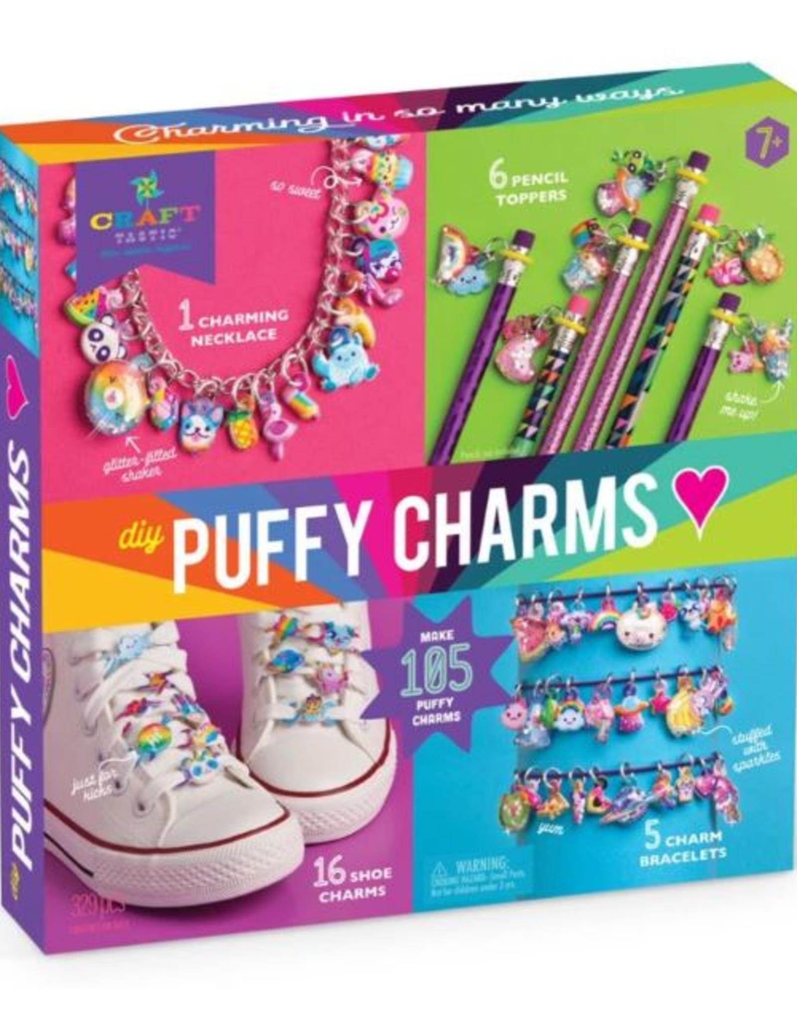 Ann Williams Craft-tastic Puffy Charm Bracelet