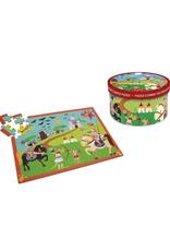 Dam Products Puzzle Princess Carriage 60 pcs
