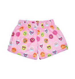 Iscream Plush Shorts Sunshine Funshine