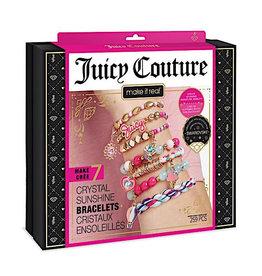 Make It Real Mini Juicy Couture Crystal Sunshine Bracelets