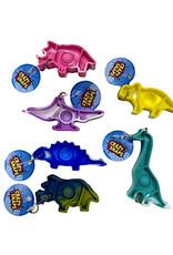Confetti Corp TD Dino Keychain