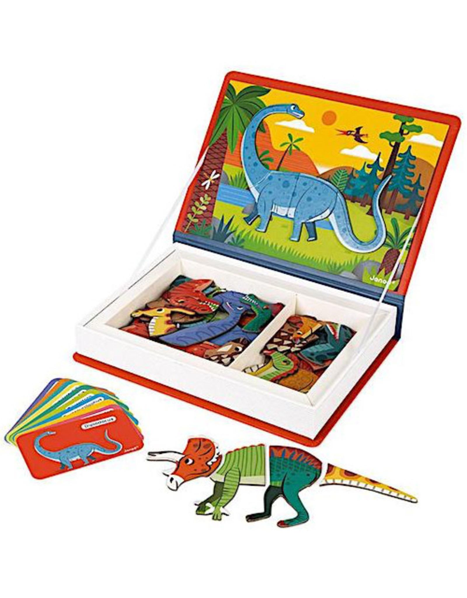 Janod Magnetic Book