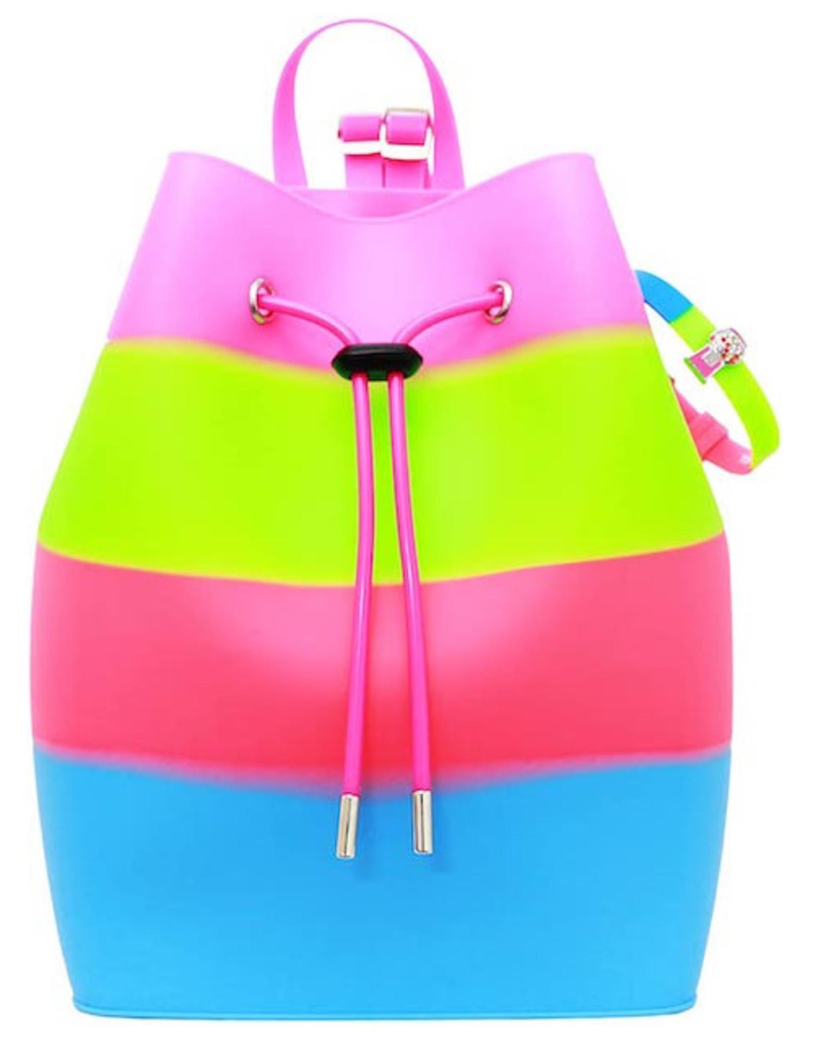 American Jewel Ice Cream Rope Collection Bucket Bag