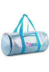 Under The Sea Mermaid Carry All - Blue