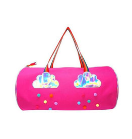 Rainbow Magic Overnight Bag - Hot Pink