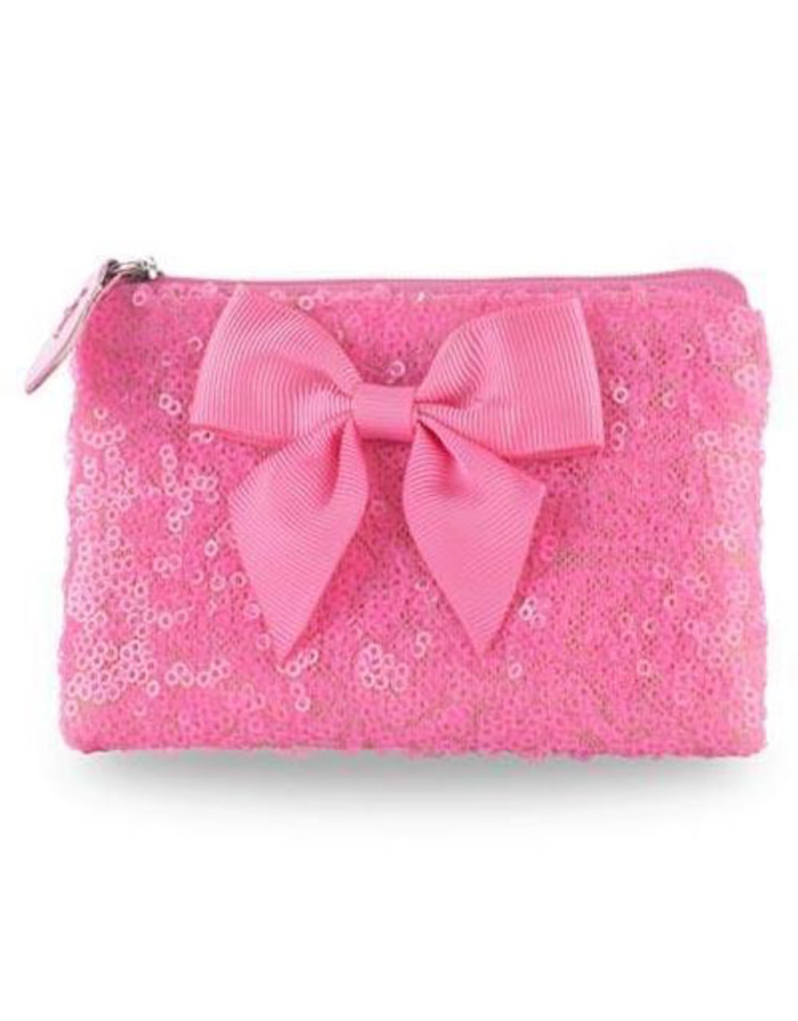 Forever Sparkle Coin Purse - Hot Pink