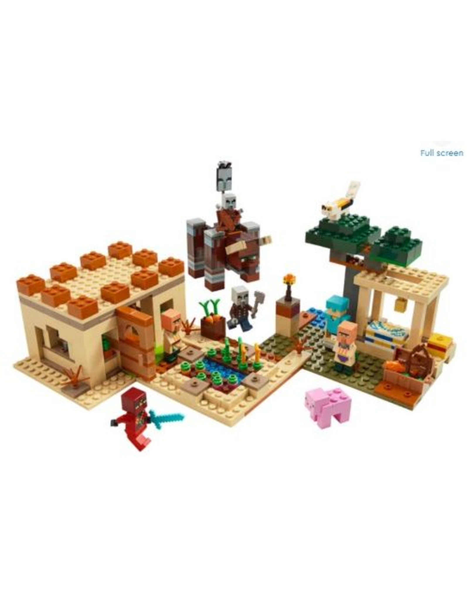 Lego The Trading Post