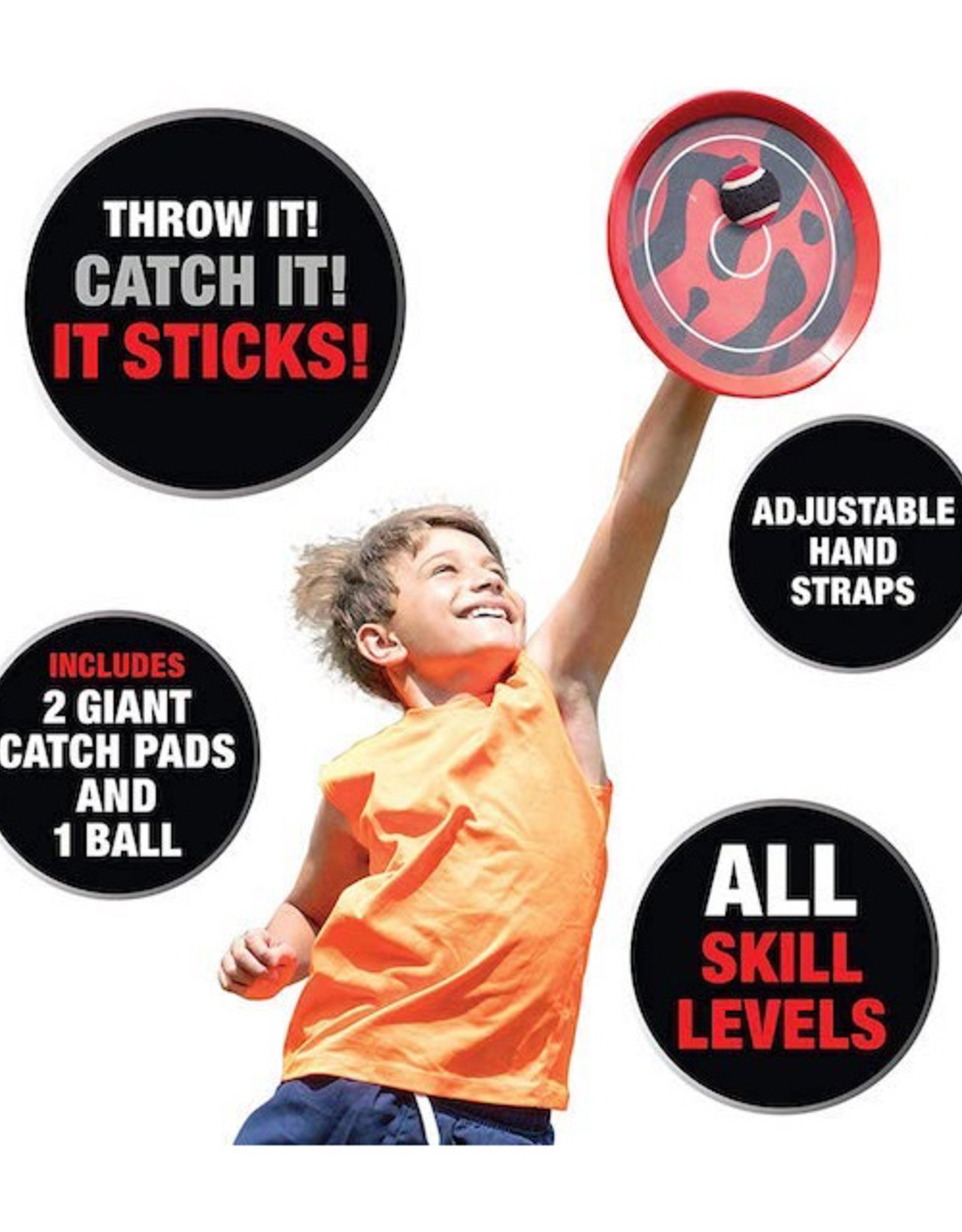 Little Kids Inc. Wicked Big Sports Catch and Toss
