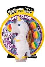 Hog Wild White Unicorn Popper W/ Target