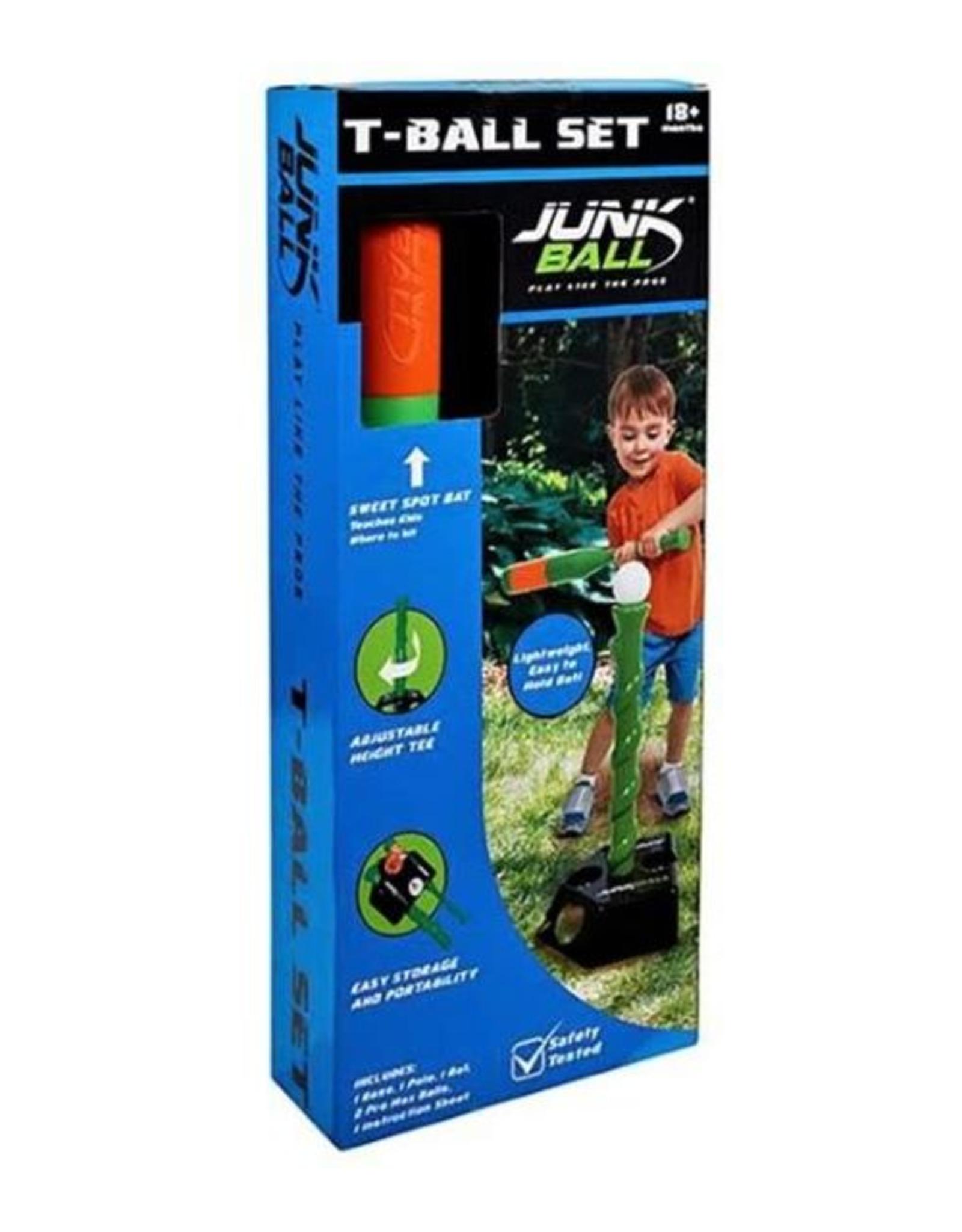 Little Kids Inc. Junk Ball TBall Set