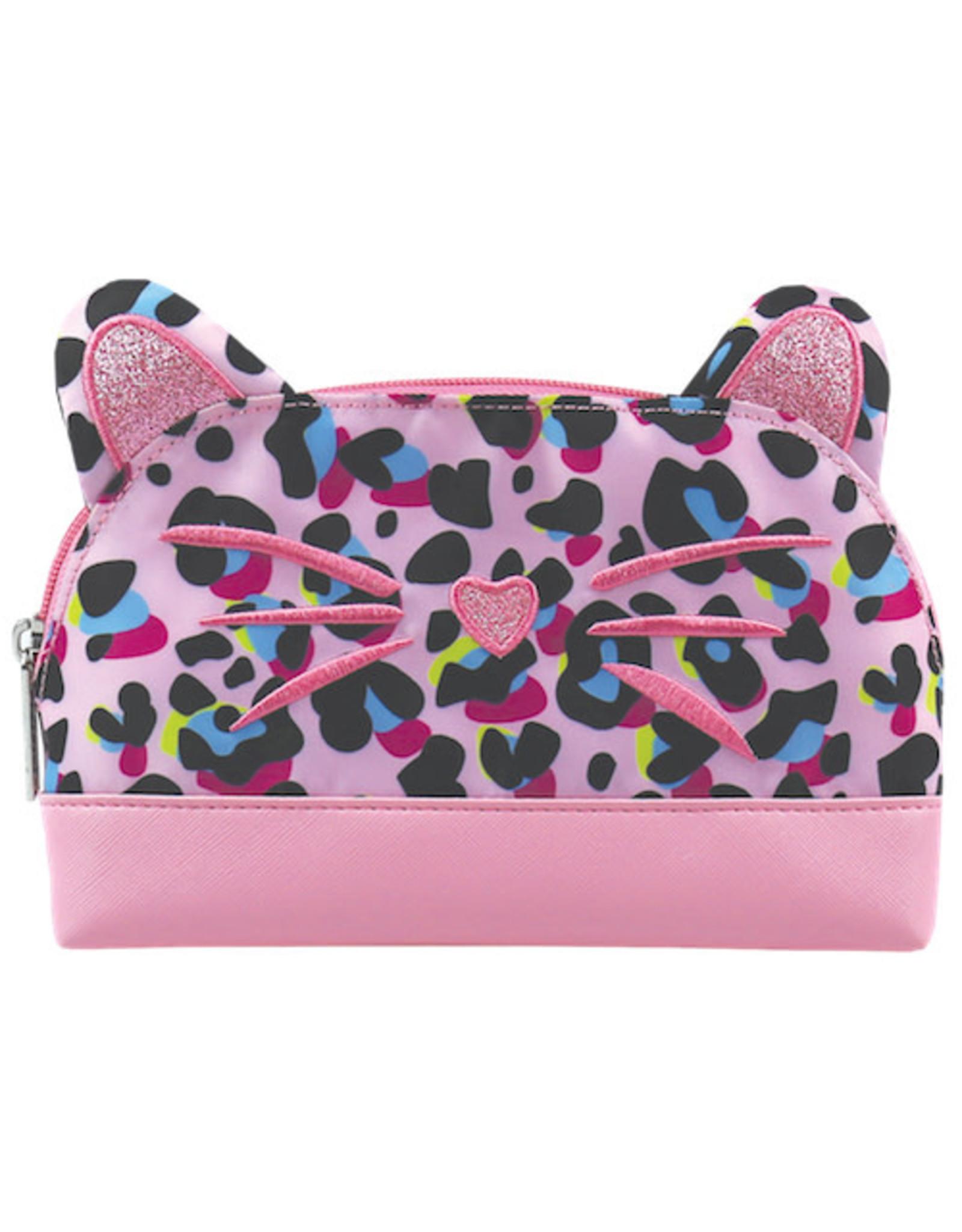 Iscream Oval Cosmetic Bag