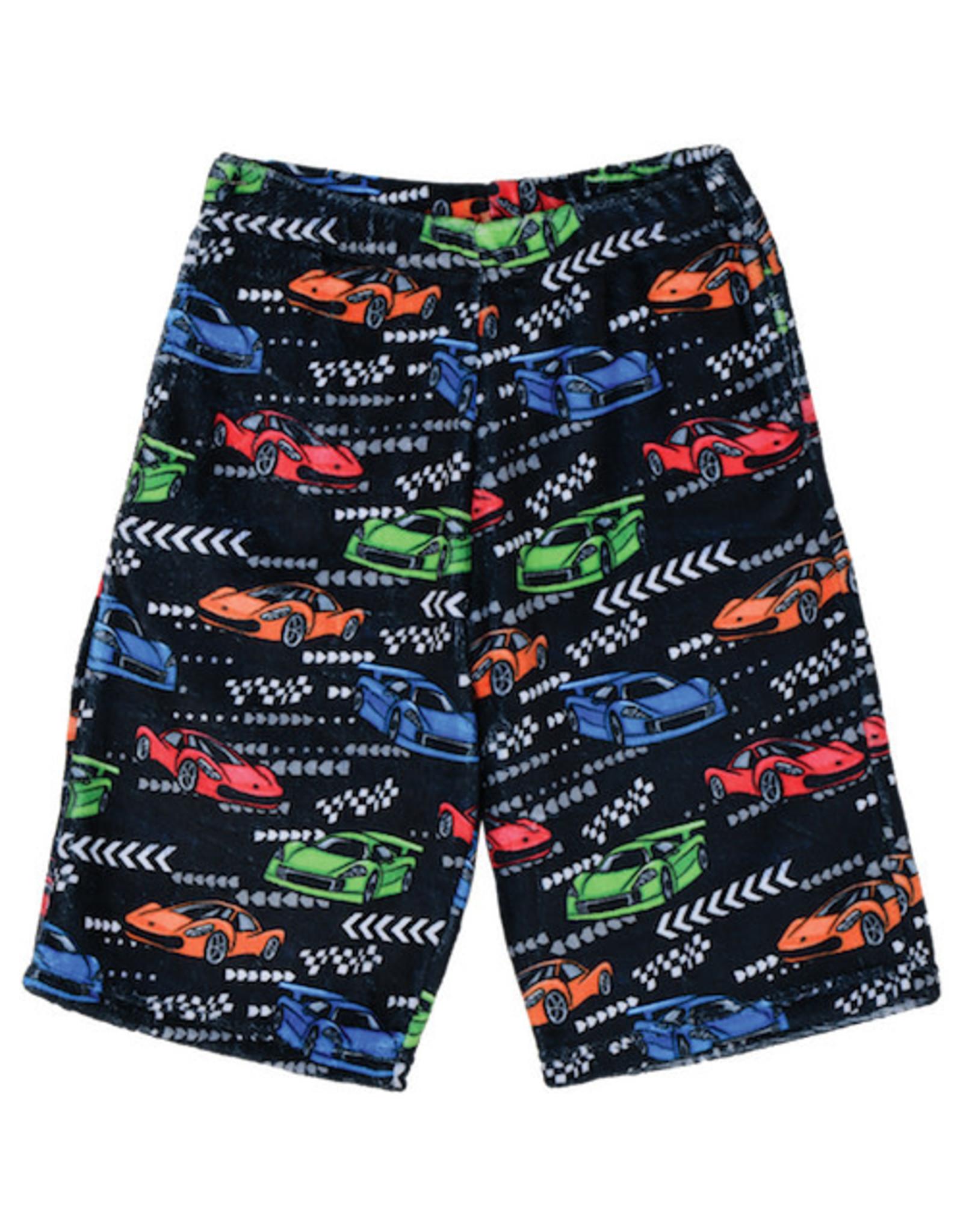 Iscream Race Car Plush Shorts