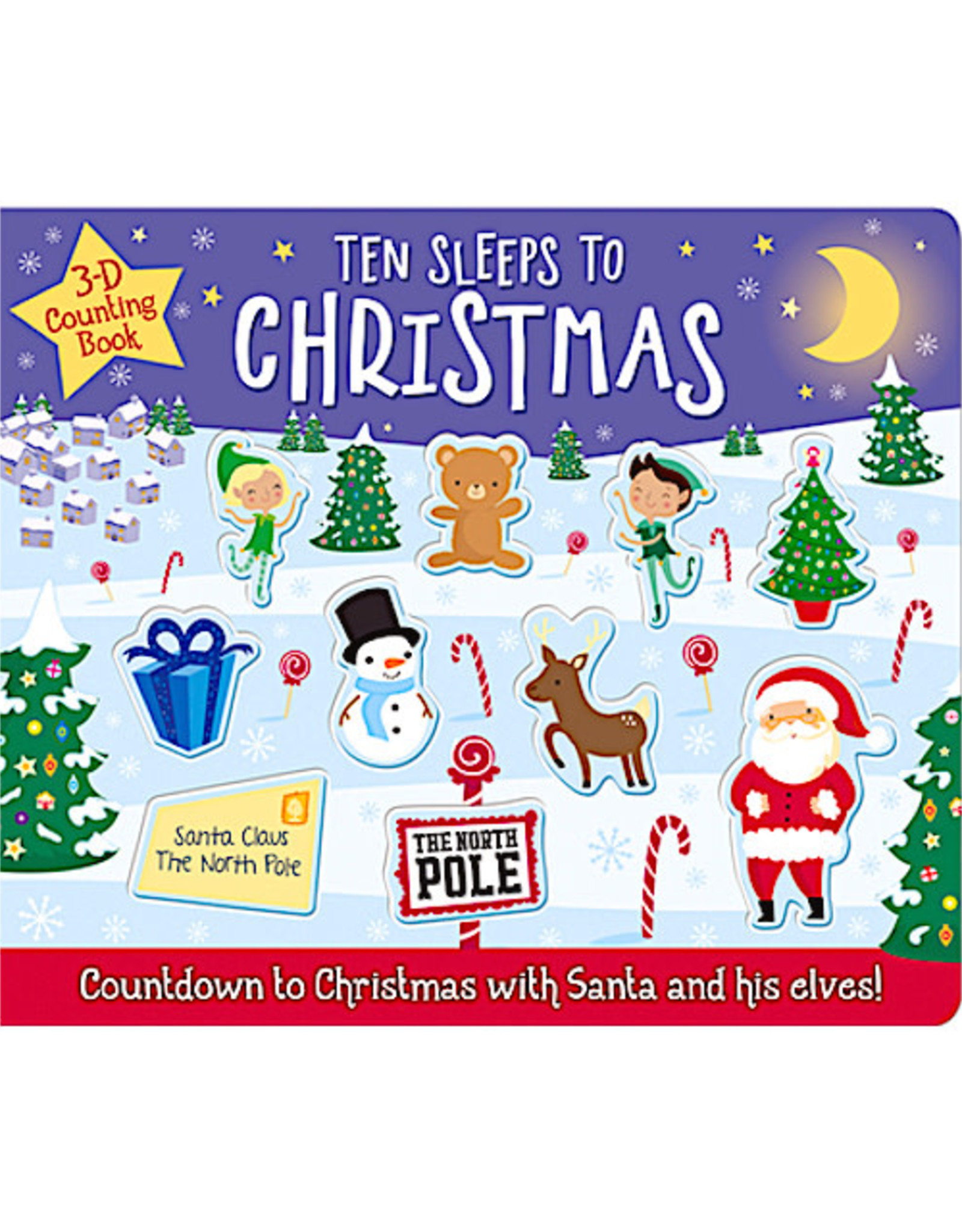 Independent Publishers Group Ten Sleeps to Christmas