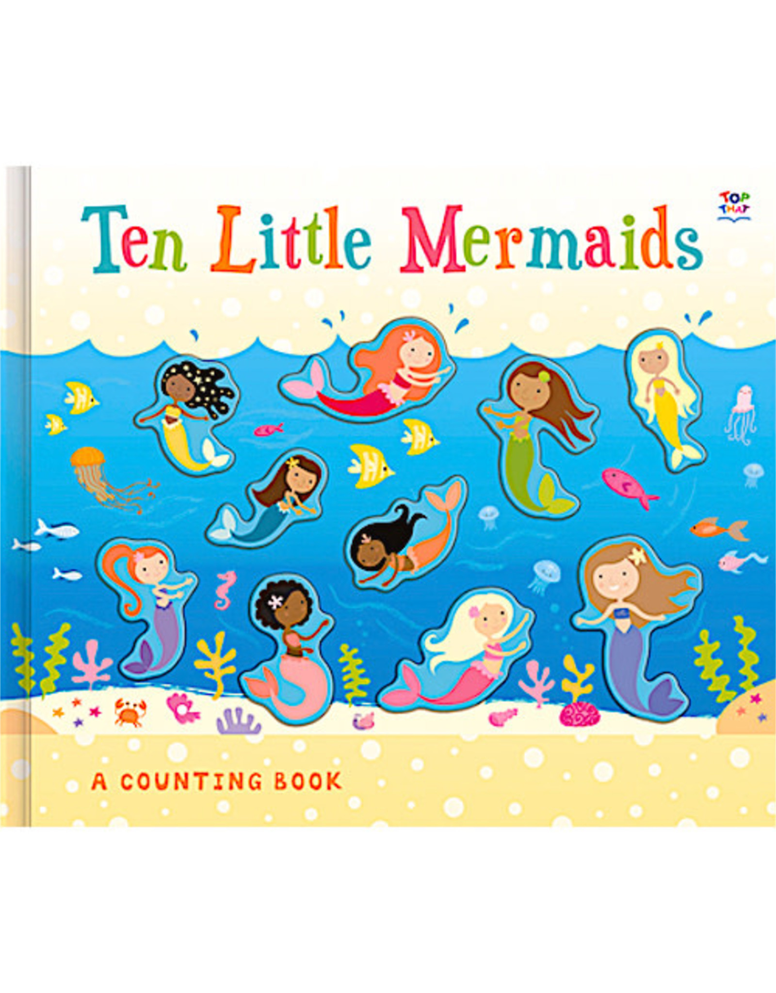 Independent Publishers Group Ten Little Mermaids