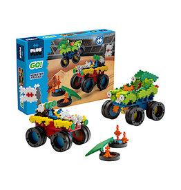 Plus-Plus Go! Monster Truck