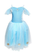 Snow Princess Snowflake Dress