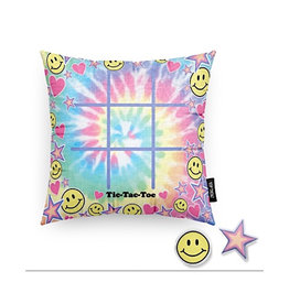 Tic Tac Toe Pillow