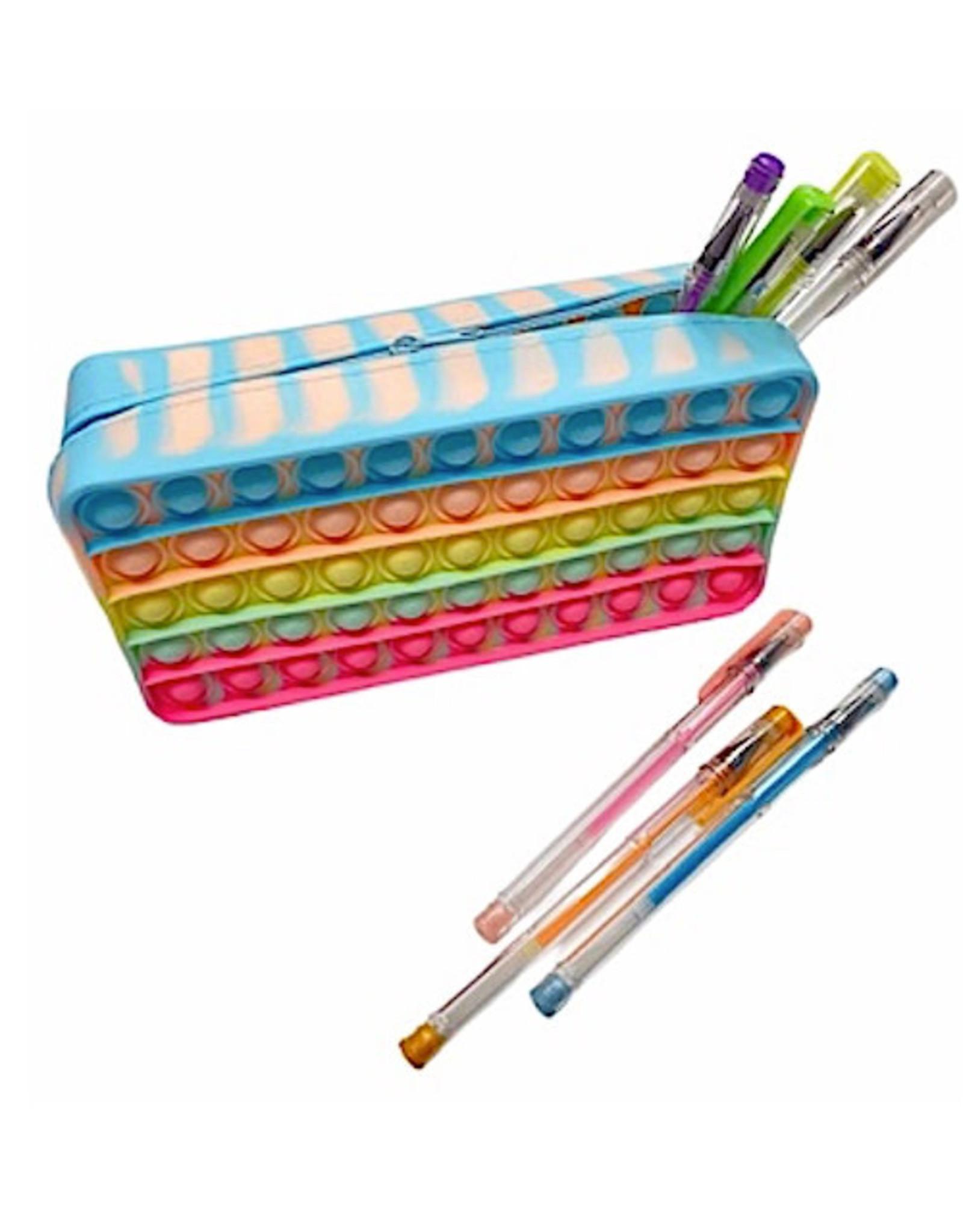 Confetti Corp Crazy Snap Pencil Case