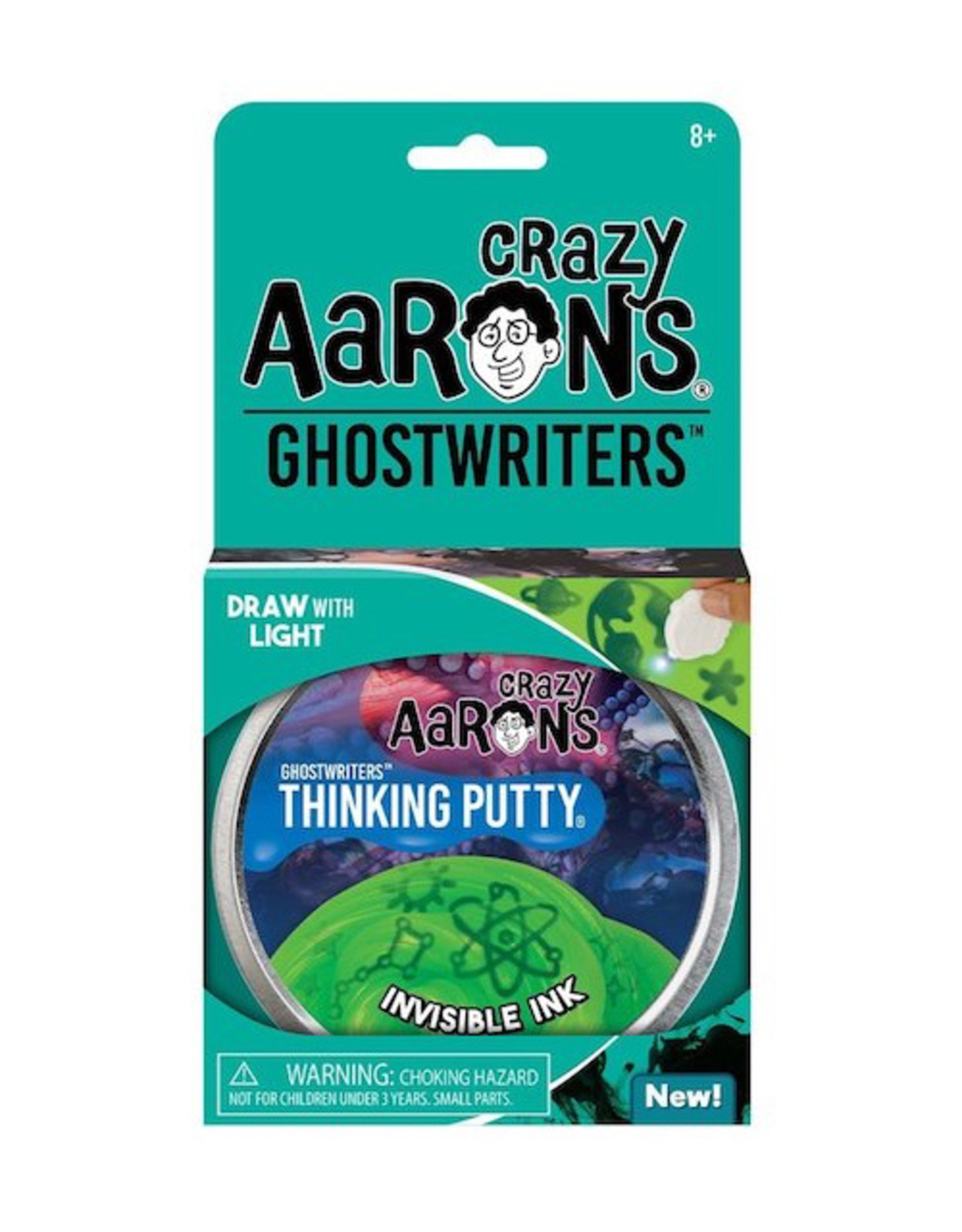 Crazy Aaron's Putty Ghost Writers