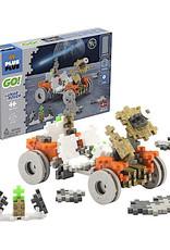 Plus-Plus GO! Lunar Rover