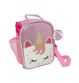 Hot Focus Insulated Lunch Bag, Unicorn