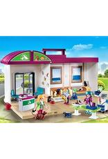 Playmobil Take Along Pet Clinic