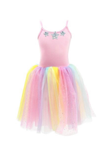 Over the Rainbow Tutu Dress Size 5/6
