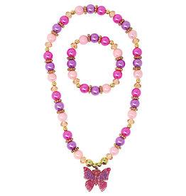 Butterfly Skies Necklace & Bracelet