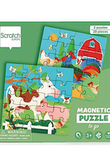 Dam Products Magnetic Puzzle Book