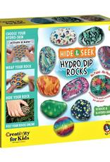 Faber Castell Hide and Seek Hydro Dip Rocks