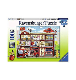Ravensburger Firehouse Frenzy (100 pc)