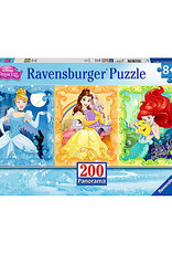 Ravensburger Beautiful Disney Princesses (200 pc Pano)