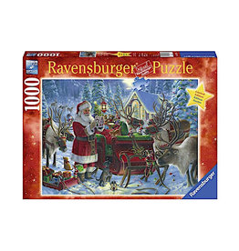 Ravensburger Packing the Sleigh (1000 pc)