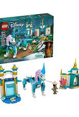 Lego Raya and the Sisu Dragon