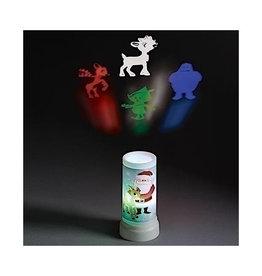 "Roman Inc 6.75"" LED Rudolph Projector"