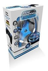 Mindscope Sky Lighter Disc Drone-Blue
